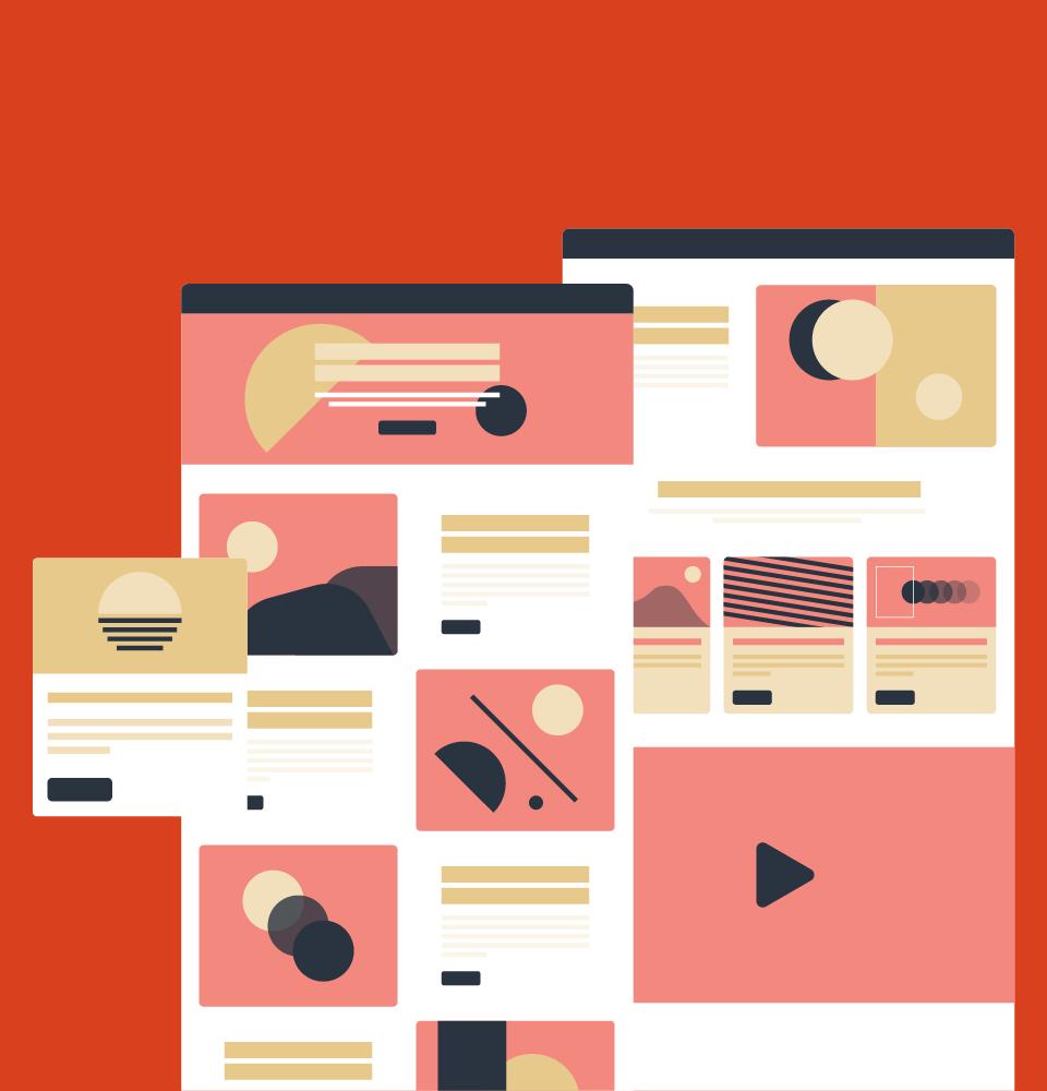 How to prepare web design for development