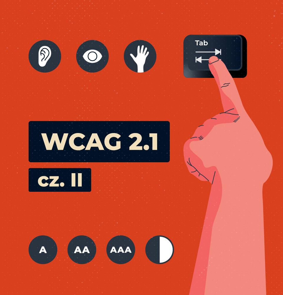 WCAG 2.1 – Brief Description of Web Accessibility Guidelines.