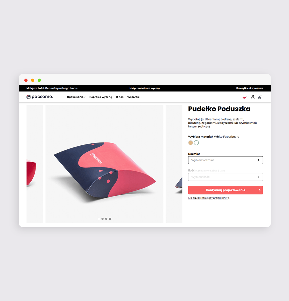 Packaging personalization